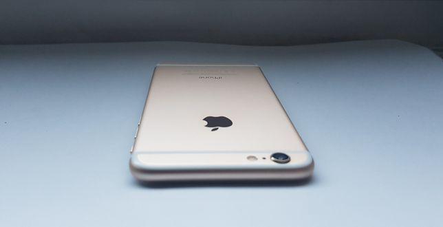 iPhone 6 Gold stan idealny