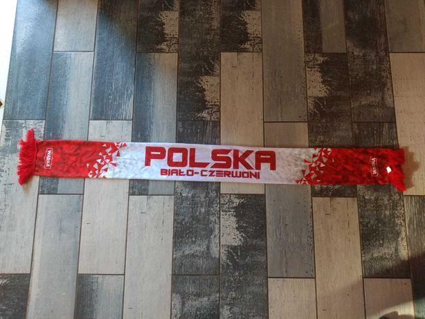 Szalik kibica  Polska Warka 2020