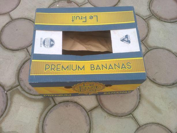 Продам бананові ящики. Каністри харчові, тара. Бананки.