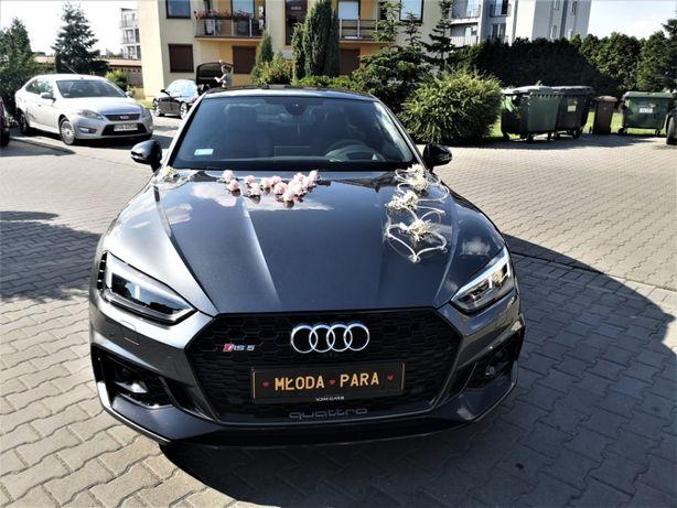 Audi RS5 do Ślubu DAYTONA GREY - Sami prowadzicie !!