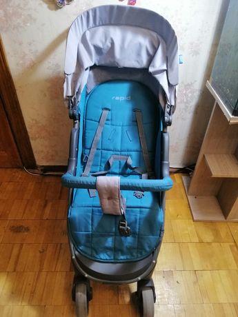 Продам прогулочную коляску 4 Baby Rapid. Позняки.