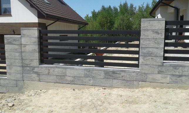 Ogrodzenia Balustrady Barierki Przęsła Panel Ogrodzeniowy Brama