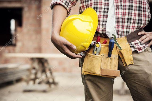 Все виды строительных услуг качественно