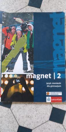 """Sprzedam podręcznik """"Magnet 2"""""""