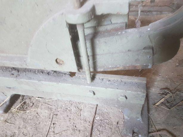 Masywne Nożyce do blachy Gilotyna do prętów  stali  ponad 50kg
