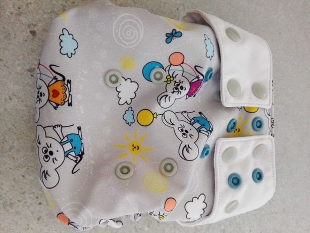 Pieluszka SIO mommy mouse S/M