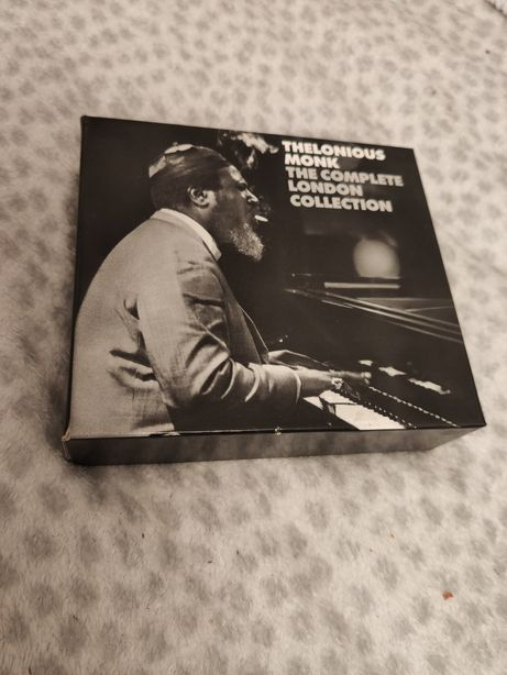 Thelonious Monk The Complete London Collection