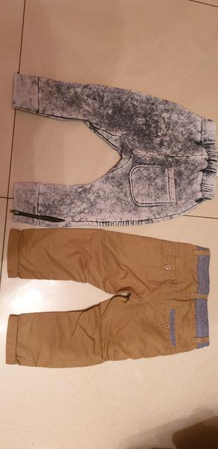 Spodnie roz 92 oraz 98-104