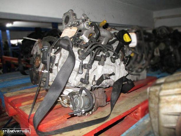 Motor para Renault Clio III 1.2 turbo gasolina D4FH784