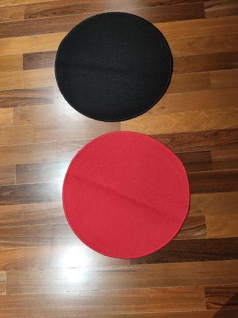 Dois tapetes 56 cm de diâmetro