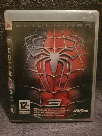 Gra ps3 spider man prezent
