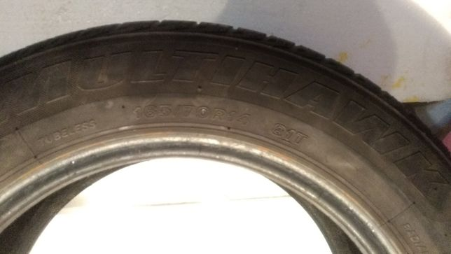 165/70 R14 Firestone Multihawk