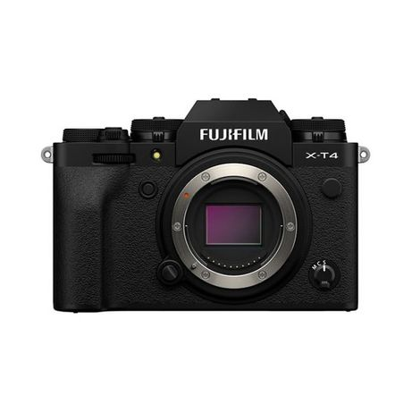 Fujifilm X-T4 nova apenas testada para ver o seu funcionamento.