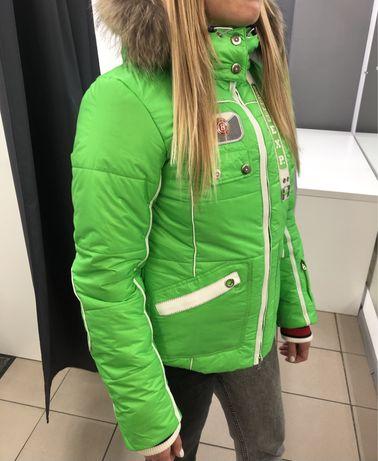 Куртка женская лыжная BOGNER новая