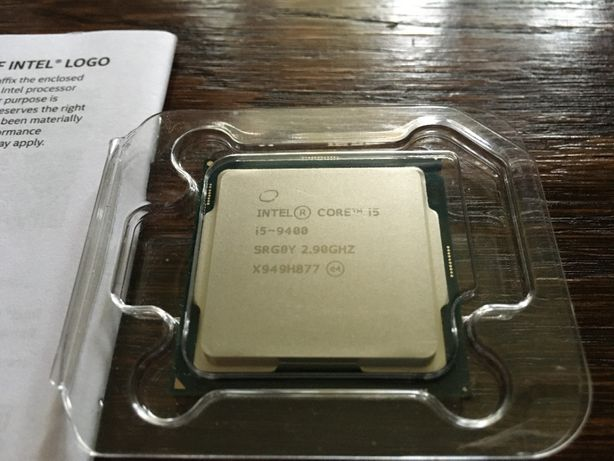 Процессор Intel Core i5-9400 2.9(4.1)GHz 9MB s1151v2 Tray 14300 р