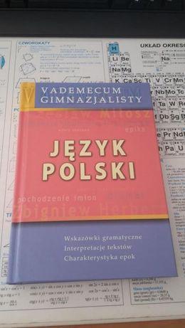 Vademecum gimnazjalisty język polski lektury opracowania jak pisać