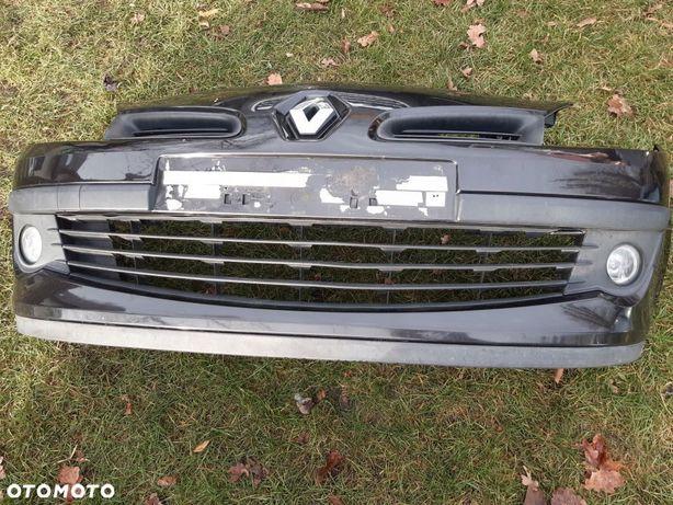 Zderzak przedni RENAULT CLIO 3 SZER. 195 NV676