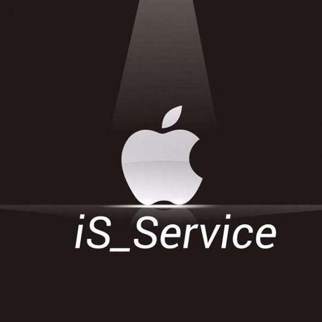Замена сенсор стекла дисплей ремонт Айфон iphone8/8plus 7/7plus/X