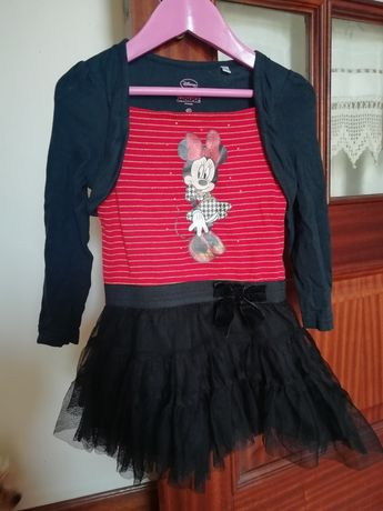 Vestido lindíssimo da Disney