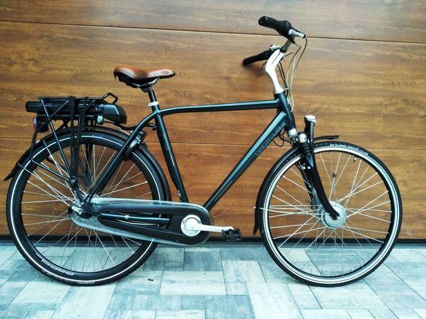 rower elektryczny Batavus Genova E- go -grafit mat