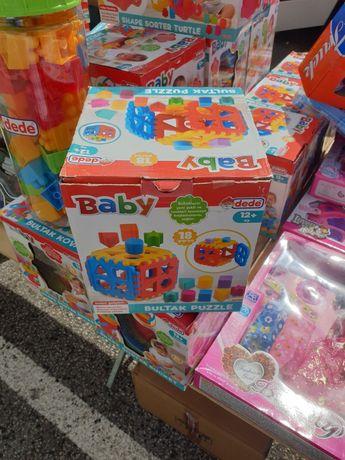 1000 brinquedos a 2.50€ cada artigo da marca dede