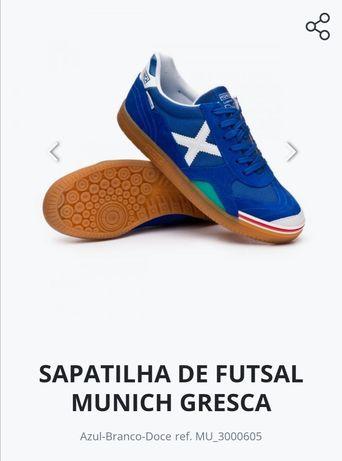 Ténis de Futsal MUNICH  GRESCA