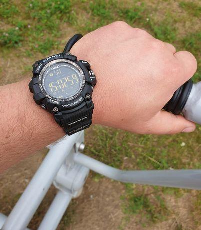 Zegarek męski z funkcją bluetooth