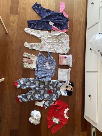 Lote roupa bebe 9 12 meses