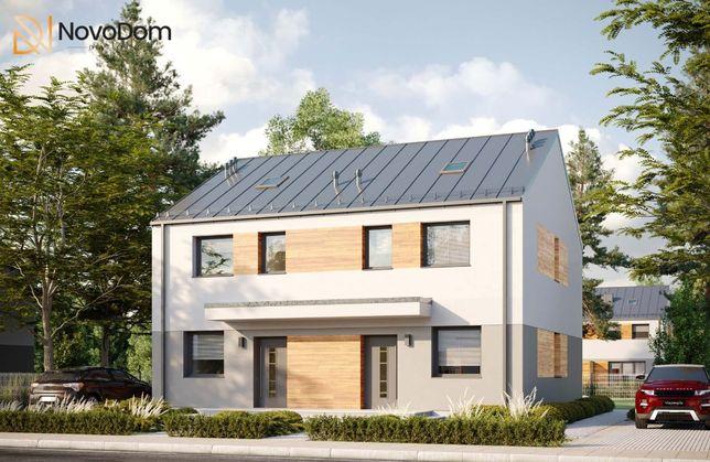 Mieszkanie / Dom 90 m² + ponad 410 m² Ogrodu Prywatny Parking ZOBACZ