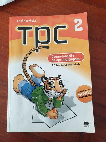 T.P.C 2 - 2°ano, Consolidação de Aprendizagens