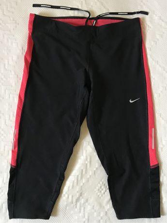 Тайтсы шорты капри велосипедки Nike Tech Capri р-р М 46