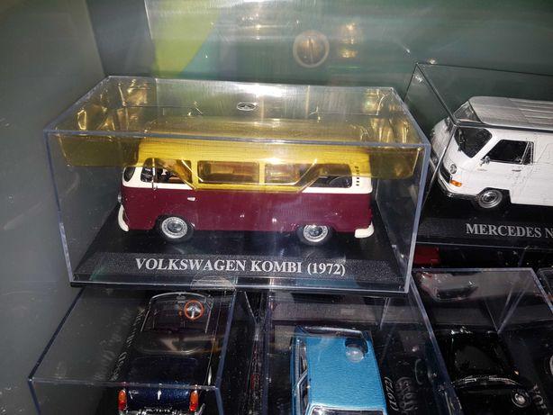 Colecção de carros clássicos
