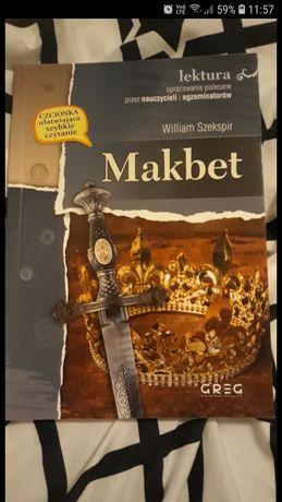 Lektura z opracowaniem Makbet