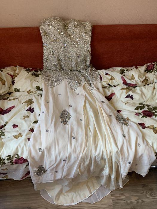 Свадебное выпускное вечернее платье в стиле Sherri Hill Jovanni Одесса - изображение 1