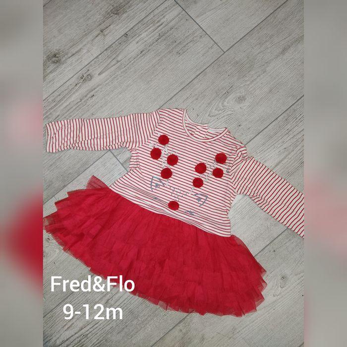 Sukienka fred&flo Strzeleczki - image 1