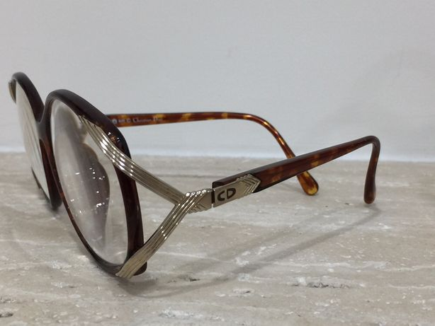 Chrystian Dior okulary Vintage