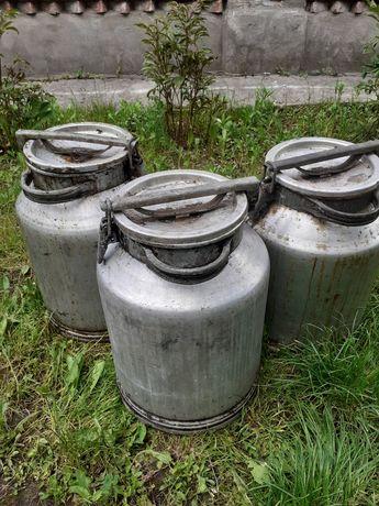 Бидоны молочные 40 литров