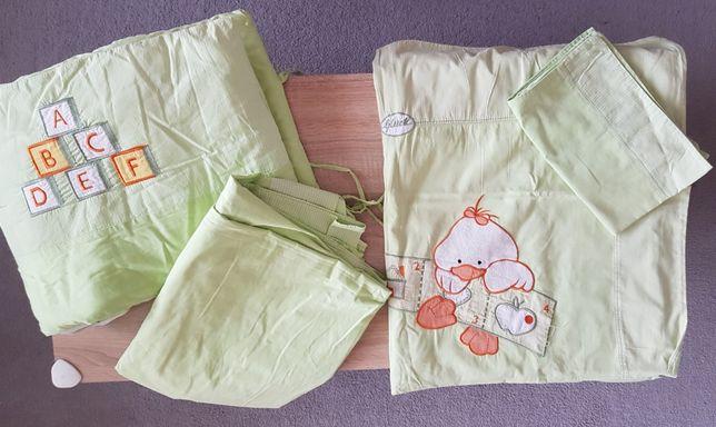Paka dla niemowlaka, pościel, ubranka, niechodki