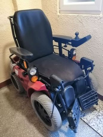 Wózek inwalidzki elektryczny Meyra