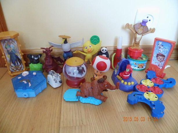 figurki,teletubisie,bąk,NOWE zabawki z McDonalds-1
