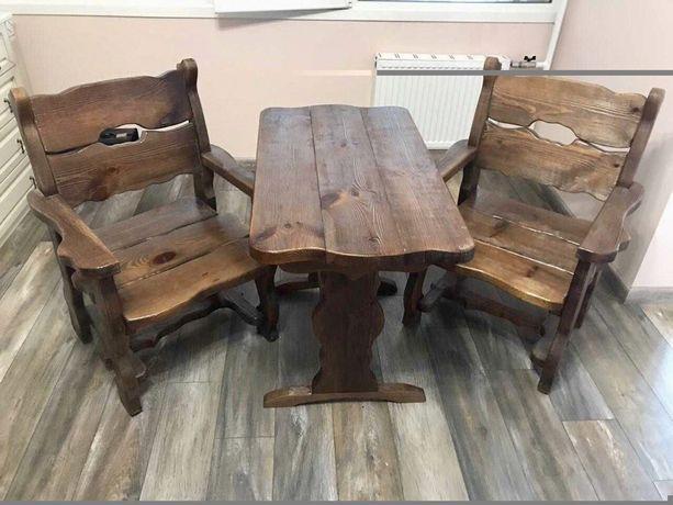 Дачный, садовый стол и стулья