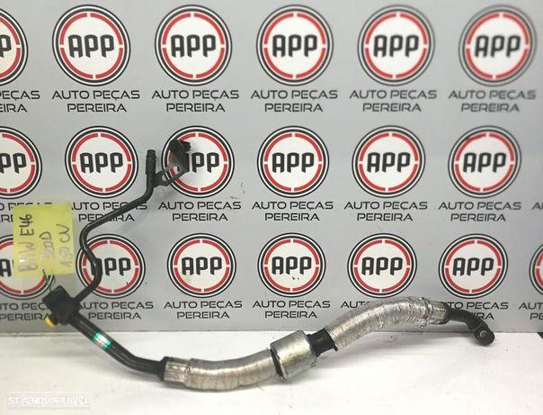 Tubo de ar condicionado  BMW E46 320D de 150CV .