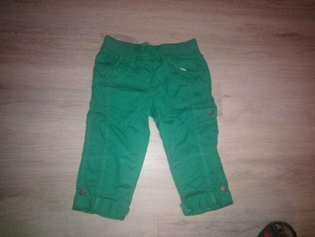 Spodnie 3/4 r.128 c&a
