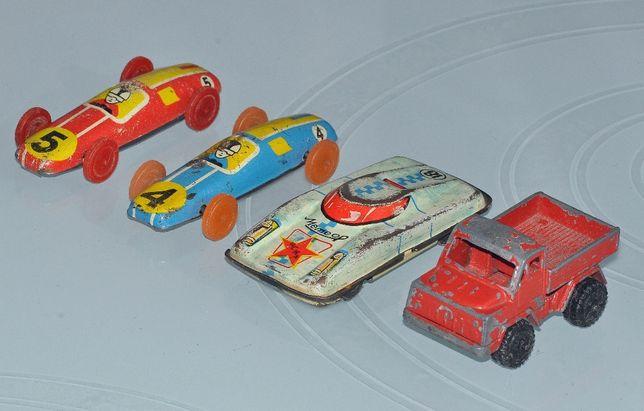 Игрушки детские железные машинки СССР