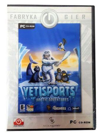 YETISPORTS gra komputerowa 6+ PC CD-ROOM