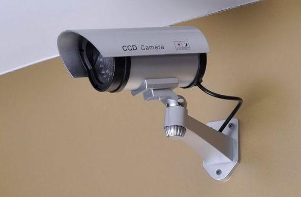 DUMMY IR CAMERA Муляж камеры видеонаблюдения (камера-обманка)