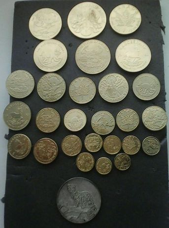 Муляжи монет