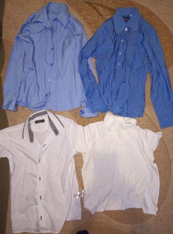 Вещи на мальчика 8-9-10 лет курточка брюки рубашка кофта