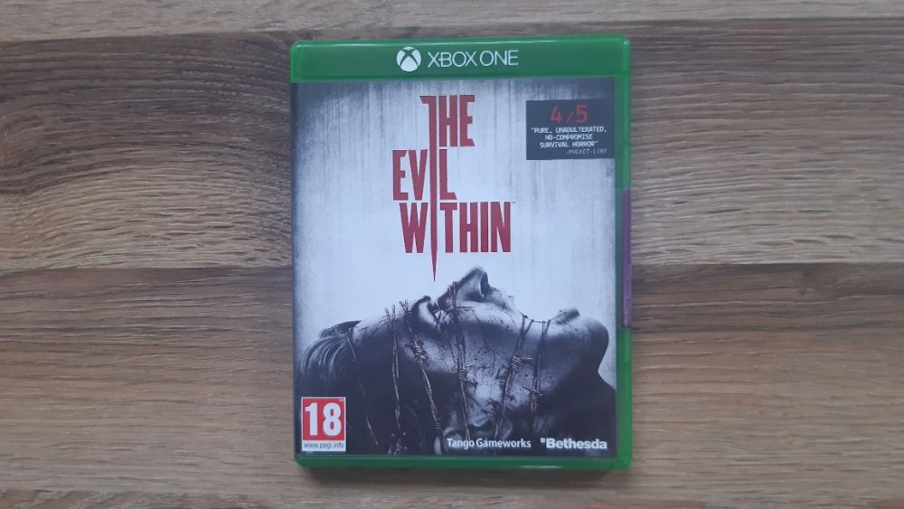 The Evil Within Xbox One