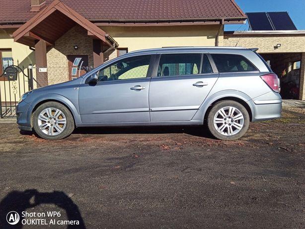 Opel Astra Kombi diesel/zamienię